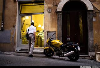 Photo: Yellow evening