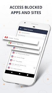 VPN SecureLine by Avast – Security & Privacy Proxy App Download For Android and iPhone 4