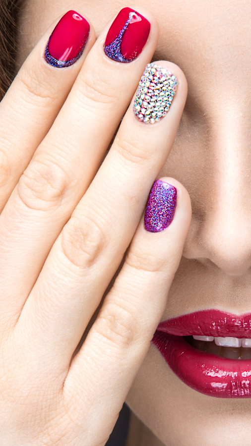 Nail Polish Designs For Girls - Android Apps on Google Play