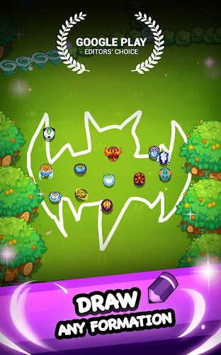 Dark Dot - Unique Shoot 'em Up Android App Screenshot