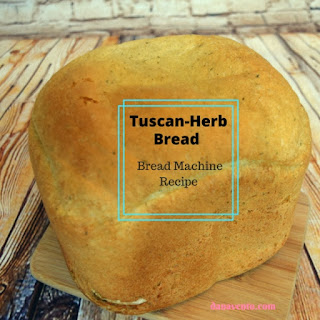 Tuscan Herb Bread.