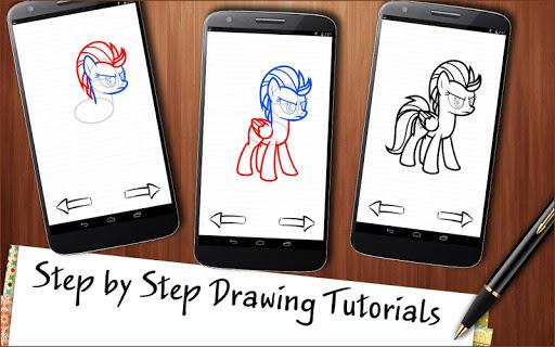 Draw My Little Pony