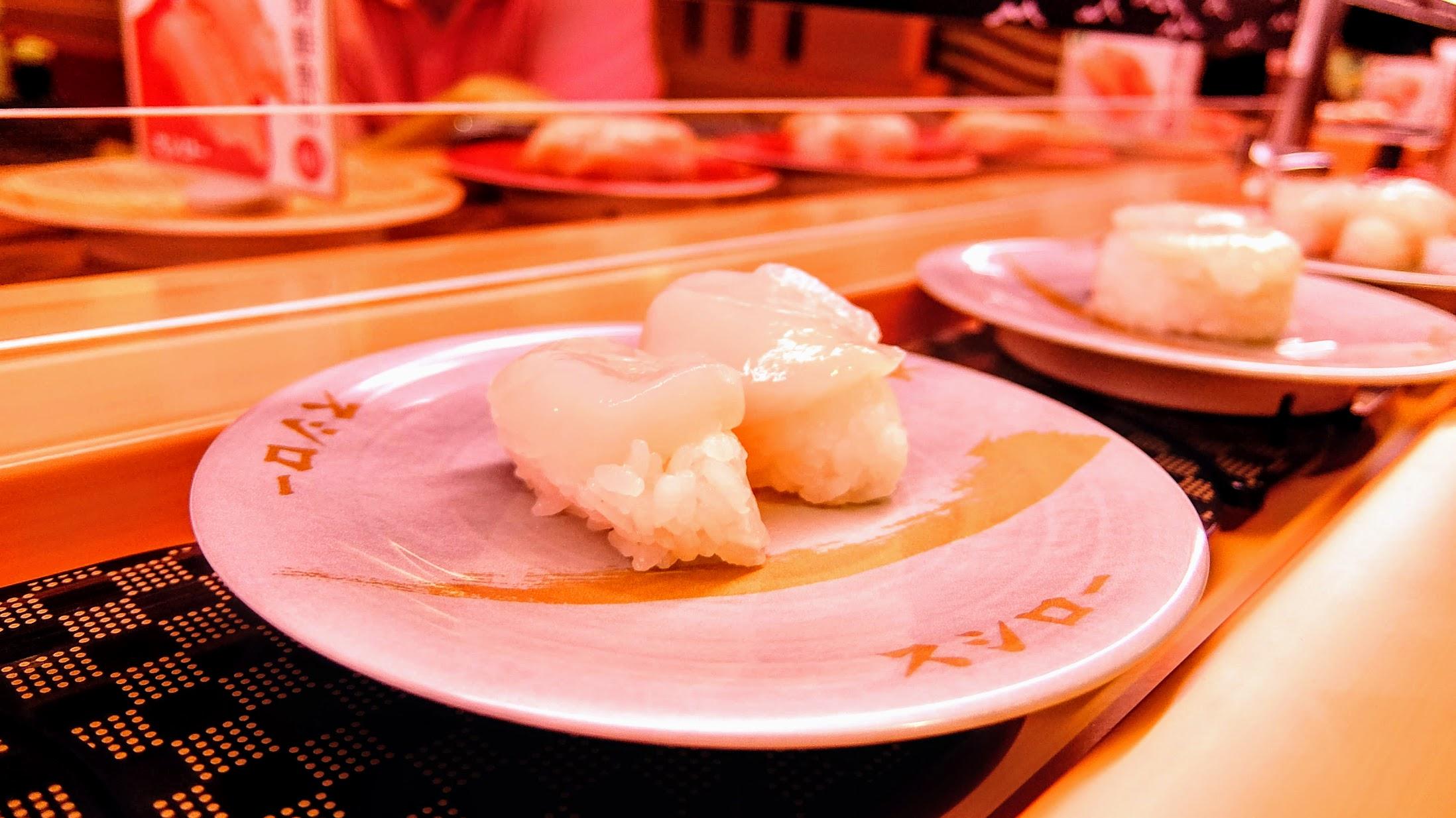 日本產貝柱