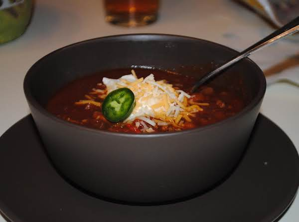Everything And More Chili!!!!!