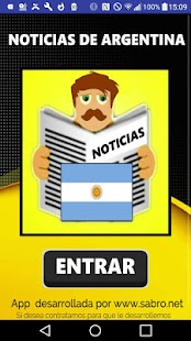 Noticias de Argentina APP- screenshot thumbnail