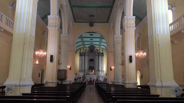 Igrejas em Macau