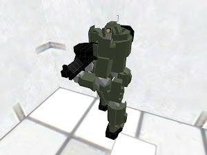 量産型拠点防衛機