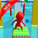 Fun Race 3D & Run Race Wallpaper HD 4K icon
