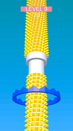 Cut Corn - ASMR game
