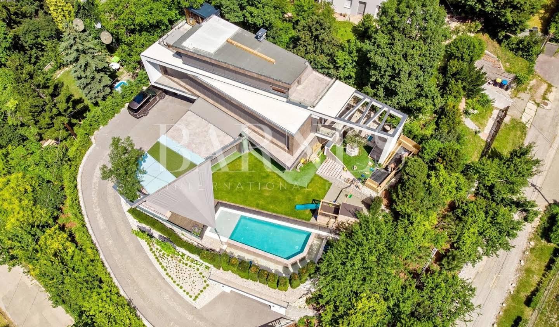 Maison avec piscine 2e Arrondissement de Budapest