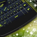 Green Keyboard App Theme icon