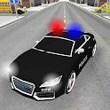 Police Car Racer icon