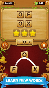 Word Connect - Word Games Puzzle Screenshot