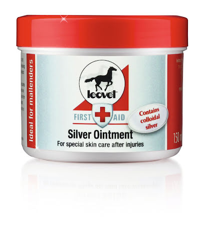 Leovet First aid silver ointment 150ml