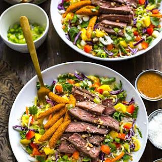 Top Sirloin Steak And Noodles Recipes.