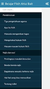Belajar Fikih Ahlul Bait - náhled
