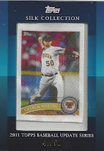 Photo: 2011 Topps Silk Collection 40/50