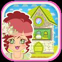 Fairy Castle: House Decoration icon