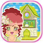Fairy Castle: House Decoration Icon