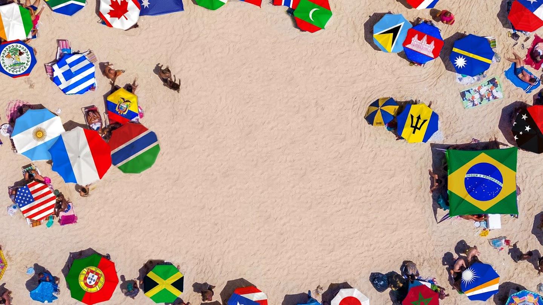 Watch Beach Around the World live