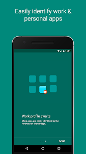 Android Management experience screenshot 3