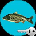 True Fishing (key) icon