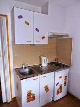 Photo: Coin cuisine, avec des macarons c'est meilleur ;-)