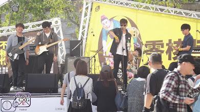Photo: Mini Holiday Concert.