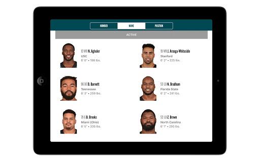 Eagles Official Mobile screenshot 11