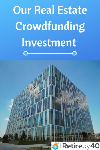 Our Real Estate Crowdfunding investment