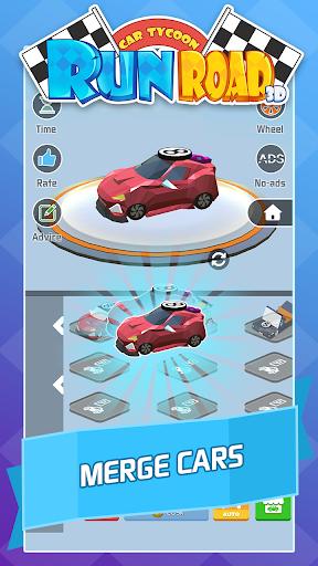 Run Road 3D - Merge Battle Cars Game 22 de.gamequotes.net 1