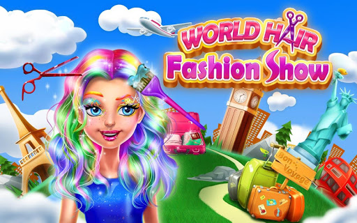 World Hair Fashion Show - Hair Artist Makeover for PC