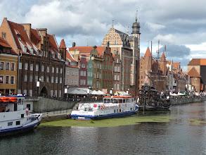 Photo: Gdansk: el seu nom alemany és Danzig.