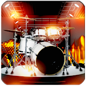 Drum Solo Legend - The best drums app Icon