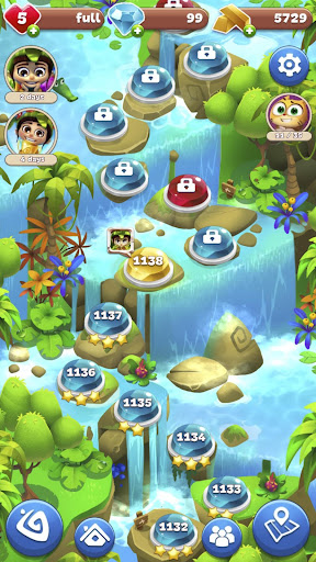 Gemmy Lands: Match 3 Jewel Games 9.93 screenshots 7