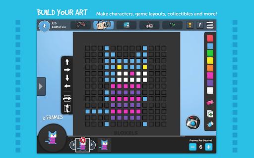 Bloxels  captures d'u00e9cran 2
