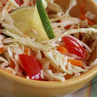 Southern Coleslaw.