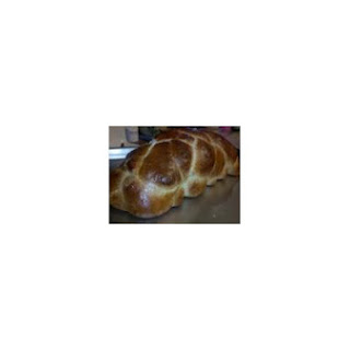 Double Braided Challah Bread