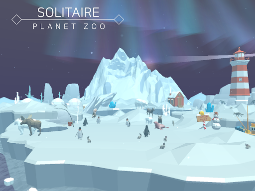 Solitaire : Planet Zoo 1.13.28 screenshots 15