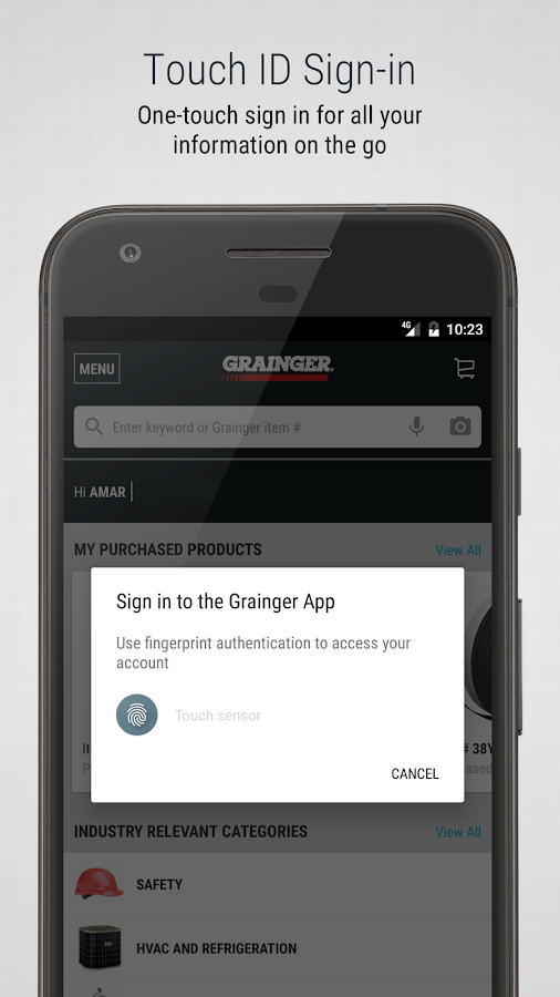W.W. Grainger, Inc.- screenshot