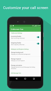 i Call screen Free + Dialer- screenshot thumbnail