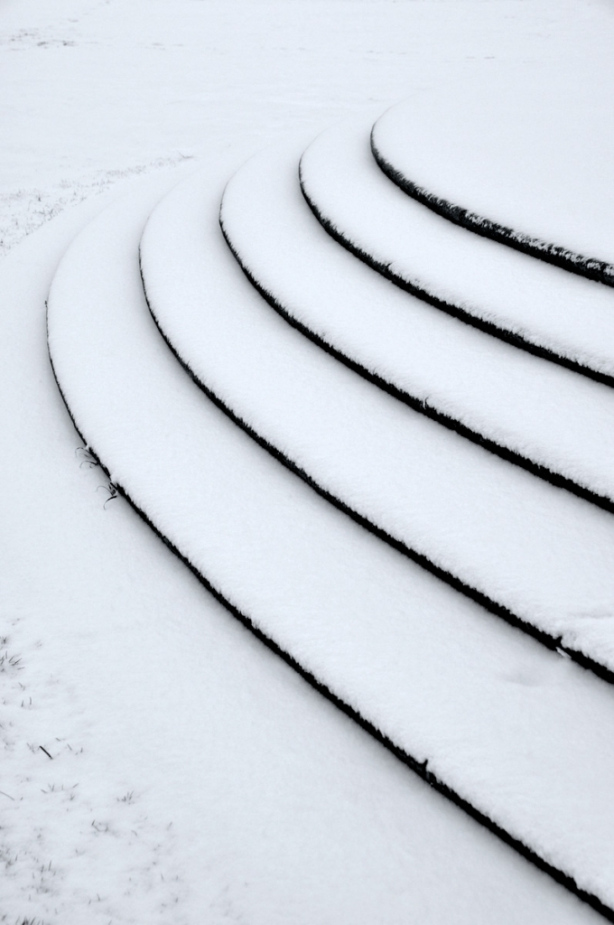 Scalini di neve di nobiwan