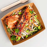 BBQ Korean Salmon Box