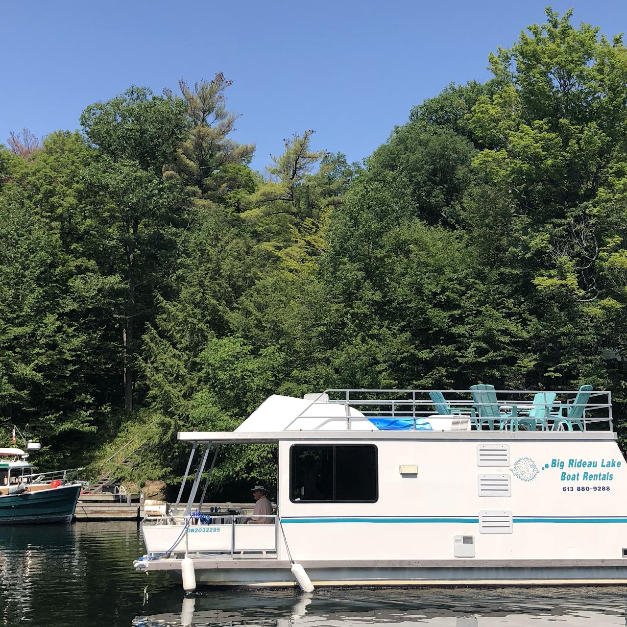 Rideau Lake Houseboat Rentals Houseboat Rental Service In