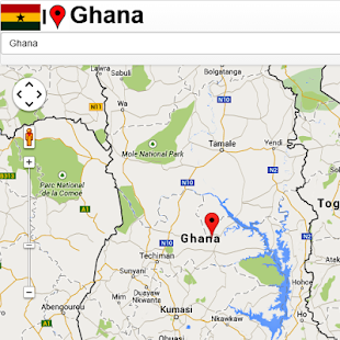 Accra map Apps on Google Play