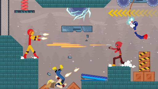 Stick Destruction - Battle of Ragdoll Warriors 1.0.10 screenshots 7