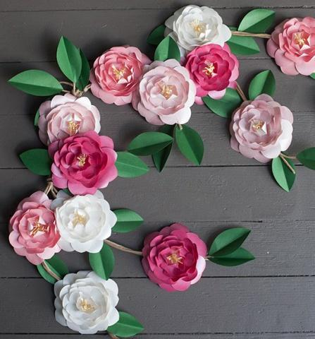 Diy Paper Flower Design Apk Download Apkpure