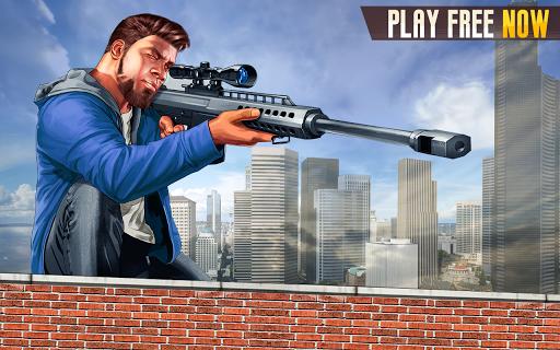 Bravo Army Sniper Shooter Assassin FPS Attack Game 1.0.2 screenshots 1