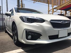インプレッサ スポーツ GT6 2.0i-S EyeSightののカスタム事例画像 くれちゃんさんの2018年06月26日14:32の投稿