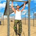 US Army Training School Game: Obstacle Course Race icon